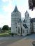 Donjon du 12ème siècle du Château de Chateaudun