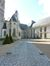 L'entrée pincipale du Château