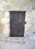 Au bout de la venelle des ribaudes,une vieille porte