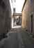Une des ruelles du quartier médiéval