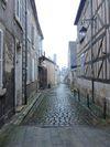 Les rues de Bourges