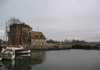 La capitainerie sur le vieux port d'Honfleur