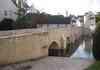 Le pont du Massacre, site sur un ancien abattoir