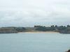 Plage bretonne désertique