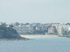 Depuis St Malo, vue sur Dinard