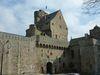 Chateau de St Malo - intra muros