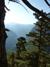 Montagnes des gorges de Samaria