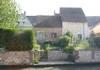 Une maison sur les bords du Loir, à Bonneval