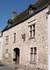 Une vieille maison de 1438, à Bonneval