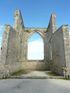 Ruines de l'abbaye des châteliers