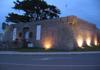 Château au crépuscule