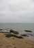 Une plage à l'est de l'ile
