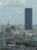 Les Invalides et la Tour Eiffel