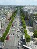 L'avenue des Champs Elysées