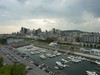 Vue sur Montr&eacute;al
