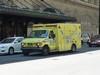 Ambulance à Montréal