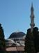 Mosquée et minaret de Rhodes
