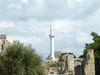 Le minaret de Rhodes