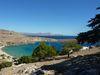 La baie de Lindos