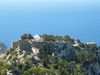 Ruines du château de Monotlithos