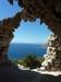 Fenêtre depuis Monolithos