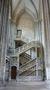 Escalier de la Cathédrale Notre Dame de Rouen