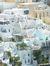 Un dédale de maisons à Fira