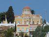 L'église à Symi